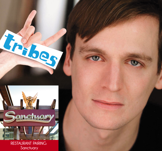 Tribes. John McGinty. Photo courtesy of the Guthrie. Sanctuary. Photo by Mike Hnida