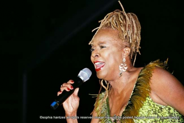 Thelma Houston  Grammy Award Winner