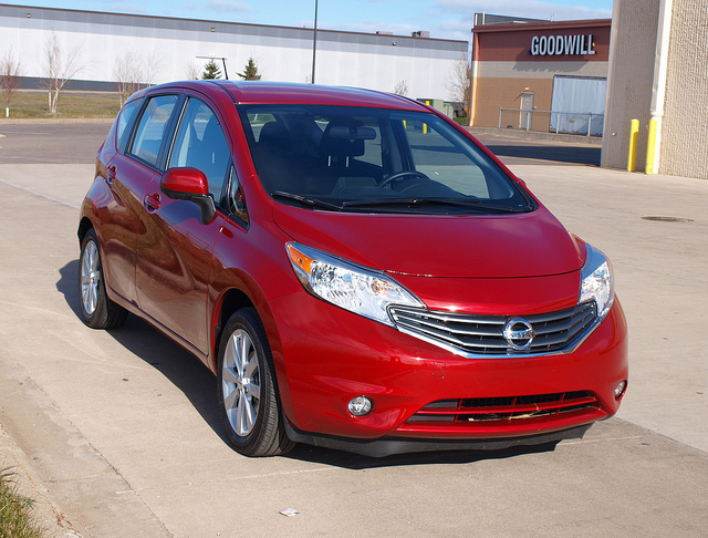2014 Nissan Versa Note SV with SL Tech Package - All Photos by Randy Stern