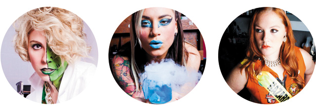 Rollergirls-Lipstick
