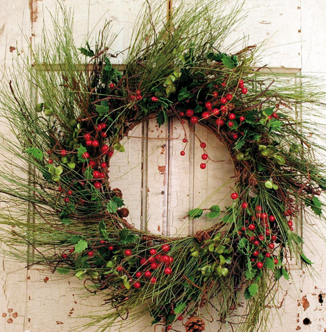 Solstice-wreath