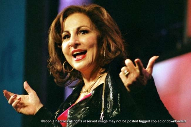 Kathy Najimy Keynote Speaker Gala Dinner