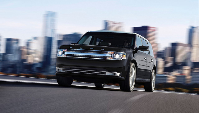 2014 Ford Flex Limited - Photo Credit: The Ford Motor Company