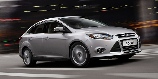 2014 Ford Focus - Photo Credit: The Ford Motor Company