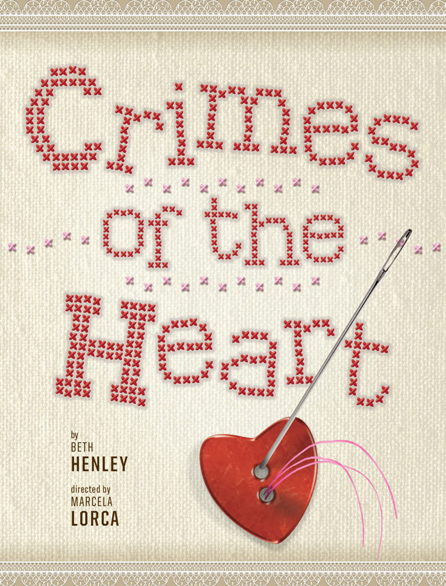 Crimes of the Heart.  Artwork by Brian Bressler