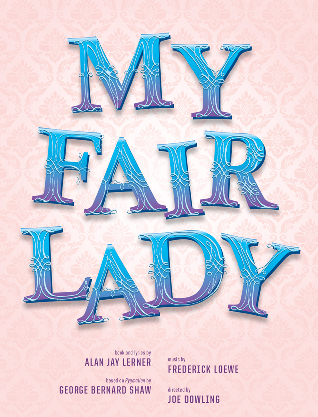 My Fair Lady. Artwork by Brian Bressler