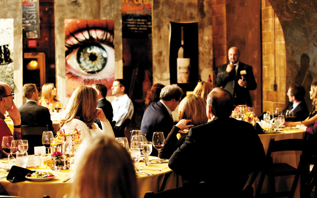 Warehouse Winery. Photo by Lauren B. Photography