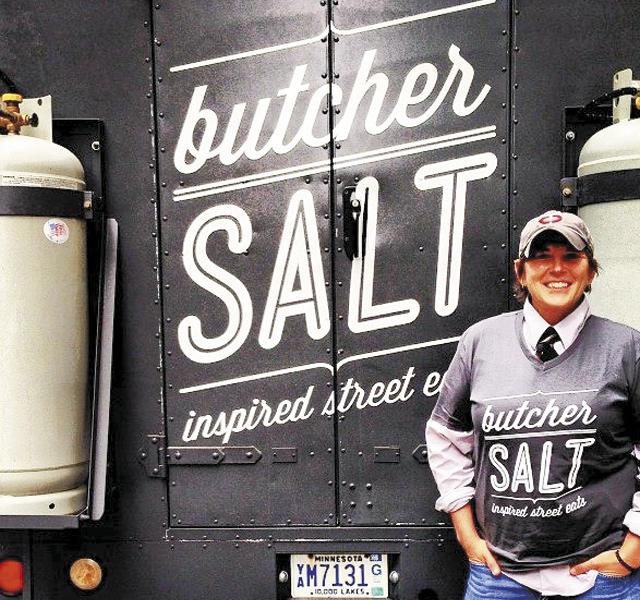 Jean Hutar of Butcher Salt. Photo courtesy of Jean Hutar