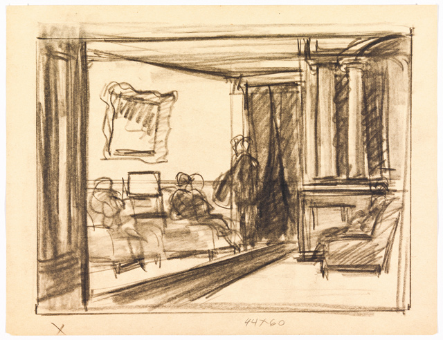 Hopper Drawing: A Painter's Process.