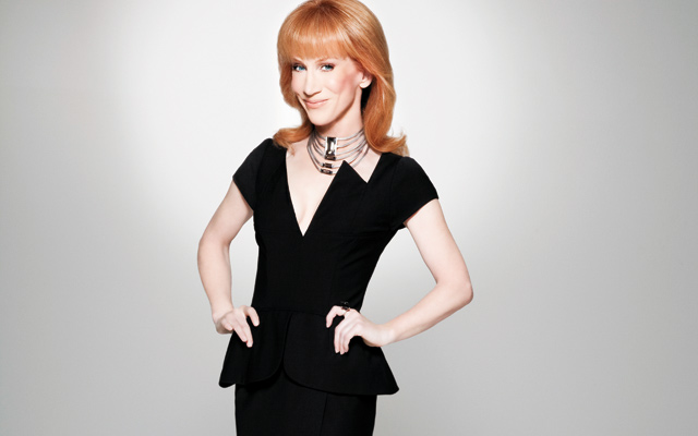 Kathy Griffin. Photo courtesy of Mystic Lake Casino Hotel.