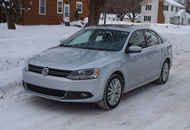 2014 Volkswagen Jetta SEL