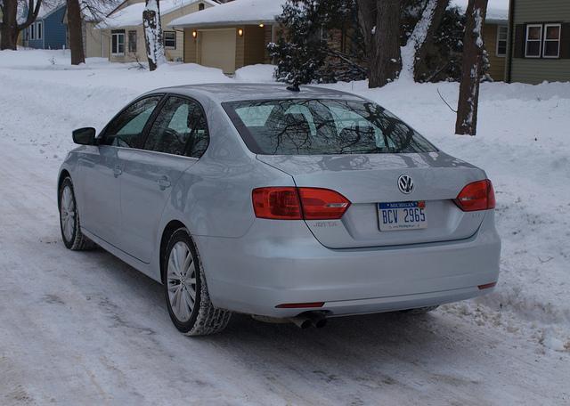 VW Jetta 4