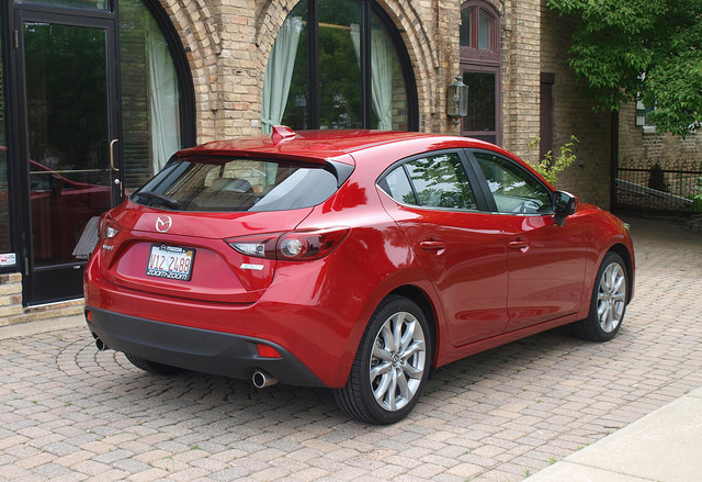 Mazda3 4