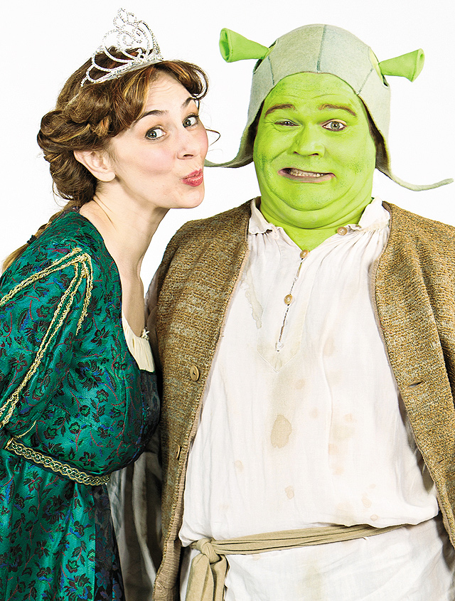 Shrek. Photo by Dan Norman