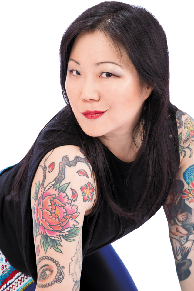 Margaret Cho. Photo by Pixie Vision