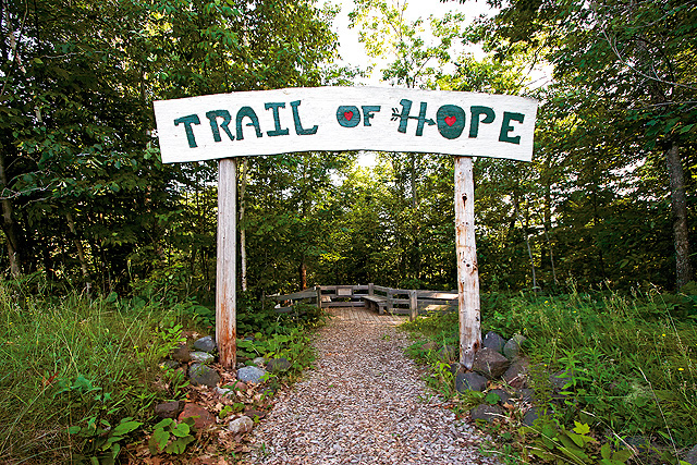 Camp True Colors. Photos provided by One Heartland