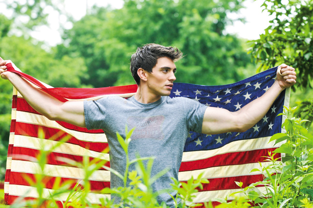 Steve Grand. Photo courtesy of Twin Cities Pride
