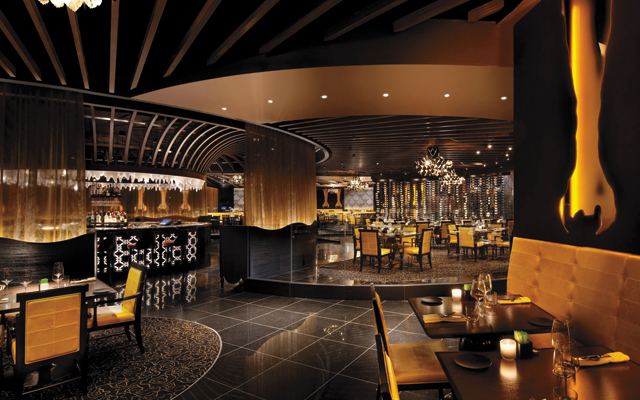 ARIA - Jean Georges Steakhouse. Photo courtesy of City Center Land, LLC.