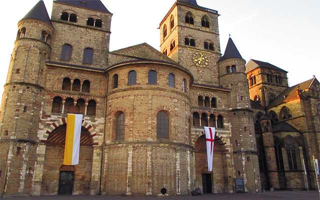 Cathedral Trier. Photo by Carla Waldemar