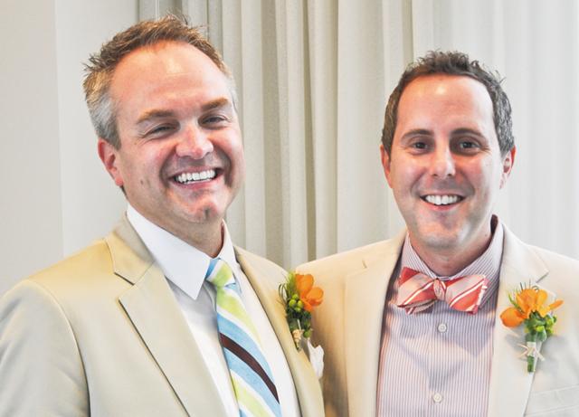 Corey Smith & Jason Jacobson. Photo by Mindy Gudmundson