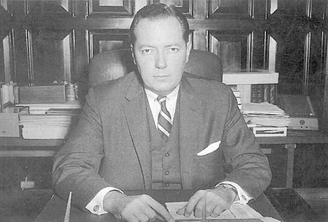 District Attorney Jim Garrison.