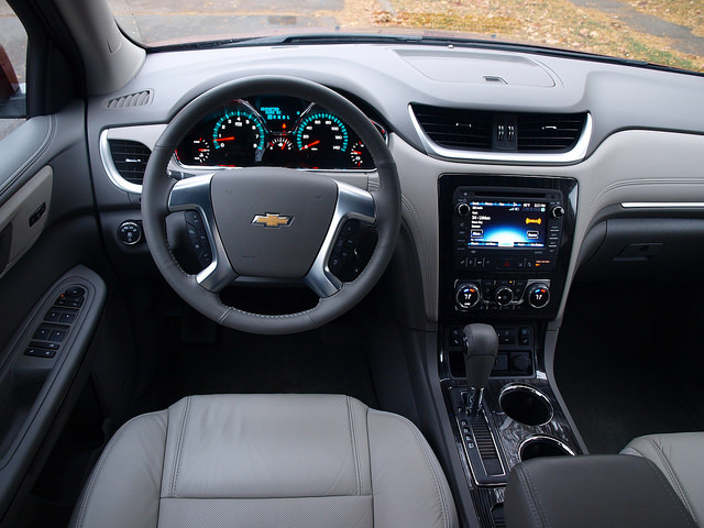 Chevy Traverse 2