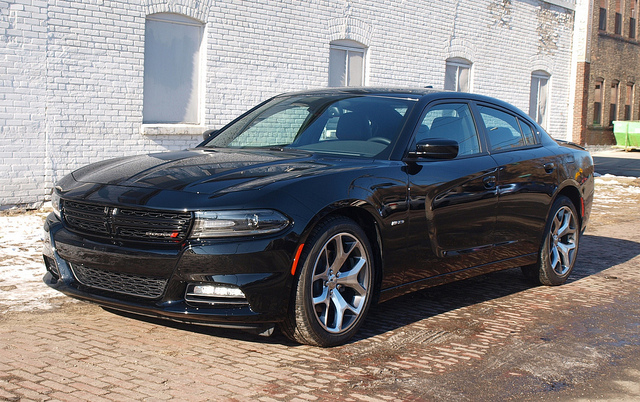 Ride Review 2015 Dodge Charger Lavender Magazine