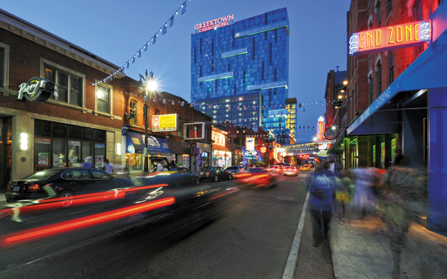 Greektown. Photo by Vito Palmisano