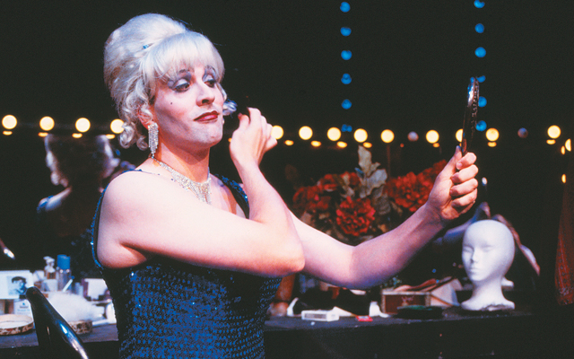 Greenwald in Torch Song Trilogy. Photo courtesy of Jungle Theater.
