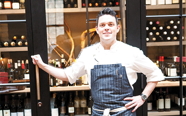 Spoon and Stable Chef/Owner Gavin Kaysen