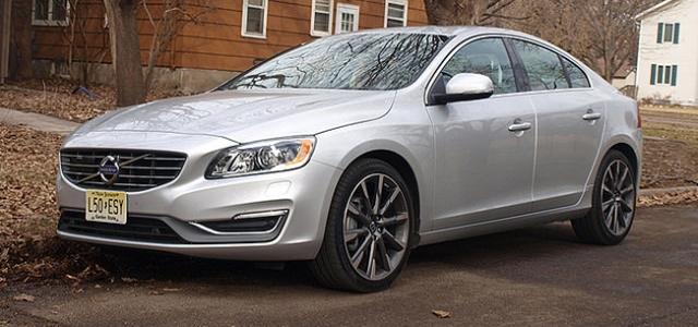 2015.5 Volvo S60