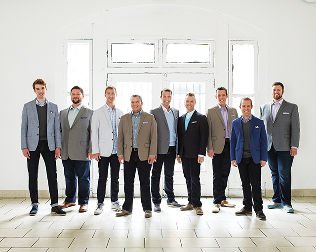 Cantus: Covers: A Pop Concert. Photo by Curtis Johnson