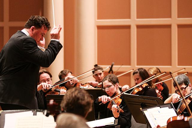 Minnesota Philharmonic Orchestra. Photo by Matthew F. Witchell