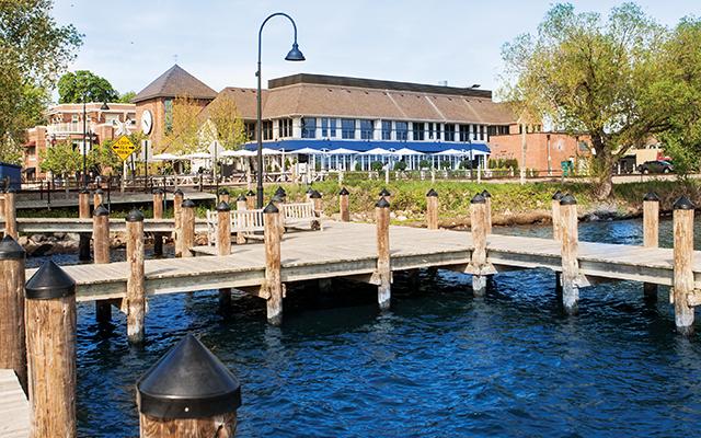 Wayzata-Dock