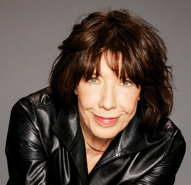 Lily Tomlin. Photo courtesy of Twin Cities Pride
