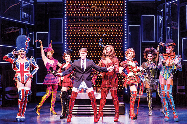 Kinky Boots. Photo by Matthew Murphy