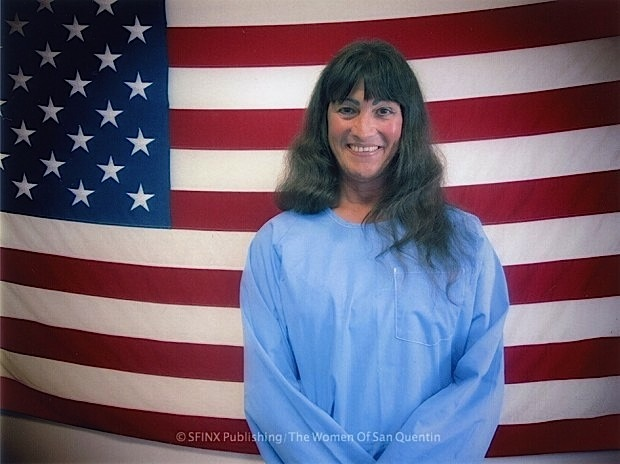 Shiloh Quine, a transgender prisoner, recently reached a groundbreaking settlement with the California Department of Corrections and Rehabilitation. Photo: Courtesy SFINX Publishing/The Women of San Quentin.