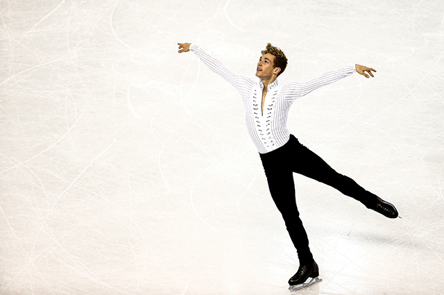 Photo courtesy of U.S. Figure Skating
