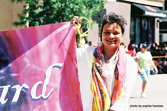 Mili Dutta. Photo by Sophia Hantzes