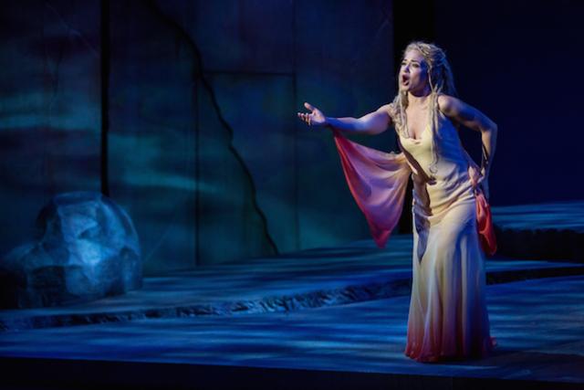 Kelly as Rusalka. Photo by Dan Norman