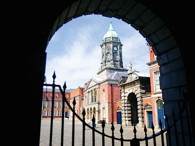 Dublin Castle. Courtesy of Tourism Ireland