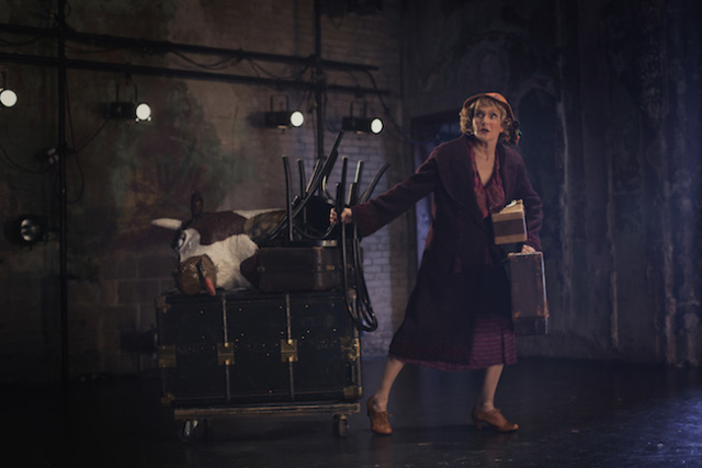 Michelle Barber as Mama Rose Photo by Joe Dickie