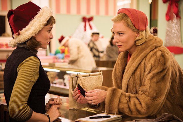 Carol. Photo courtesy of Weinstein Company LLC