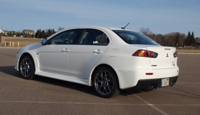 ride review: 2015 mitsubishi lancer evolution | lavender magazine