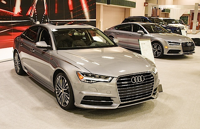 2015 TCAS Audi Stand