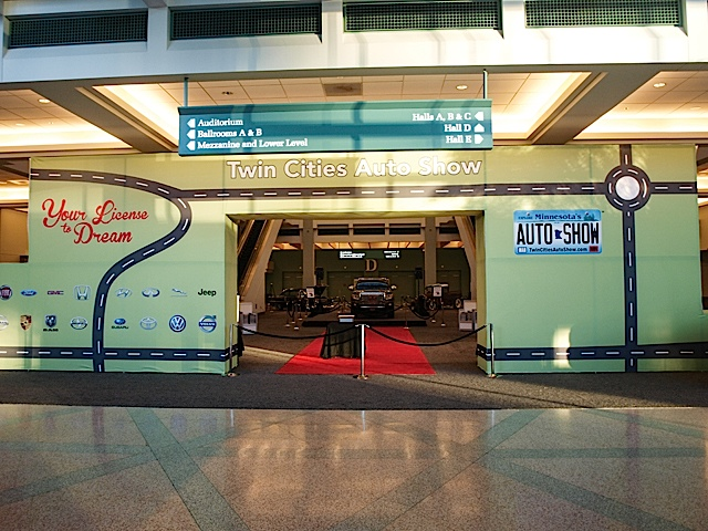 2015 TCAS Entrance