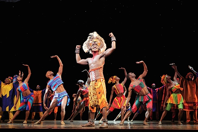 The Lion King. Photo by Joan Marcus