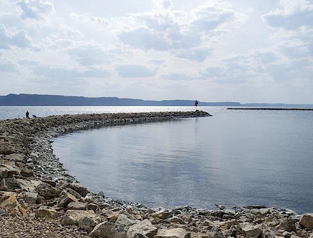 Lake Pepin.
