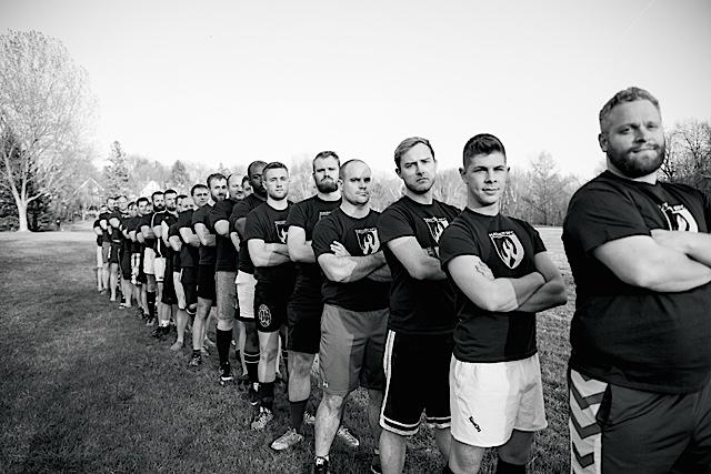 The Mayhem Team