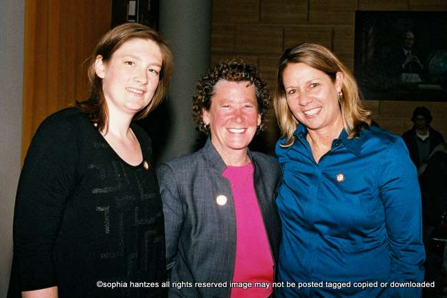Lindsay Whalen Minnesota Lynx Guard Mary Jo Kane, Ph.D Director Tucker Center Cheryl Reeve Head Coach Minnesota Lynx